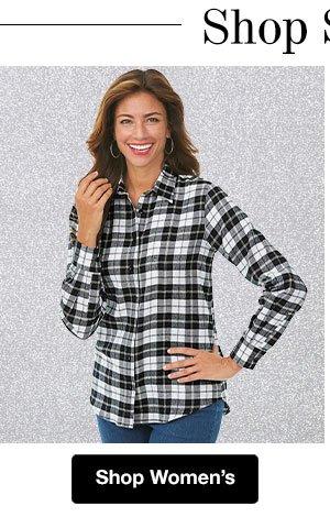 Shop Women's Shirts!