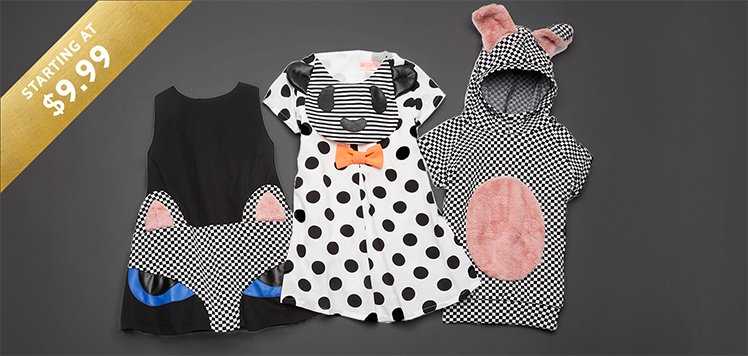 Baby Apparel to Gear