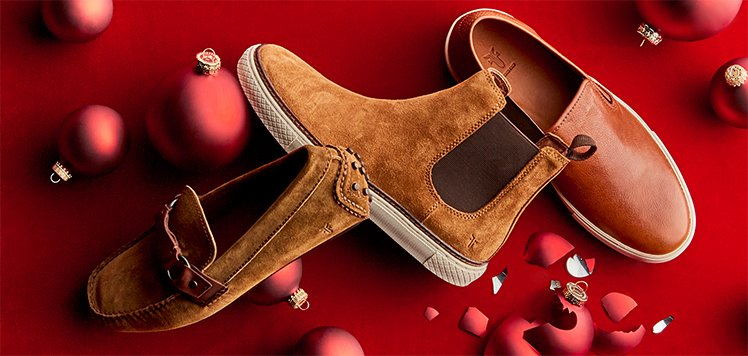 Leather to Suede Shoe Updates