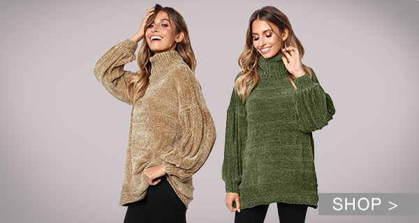 KNITS & SWEATERS COLLECTION
