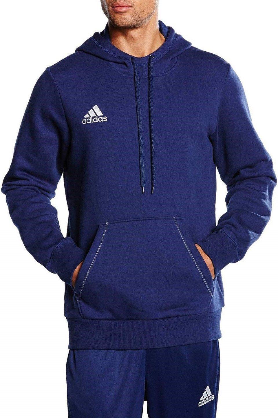 Adidas Core 15 Hoodie in Navy