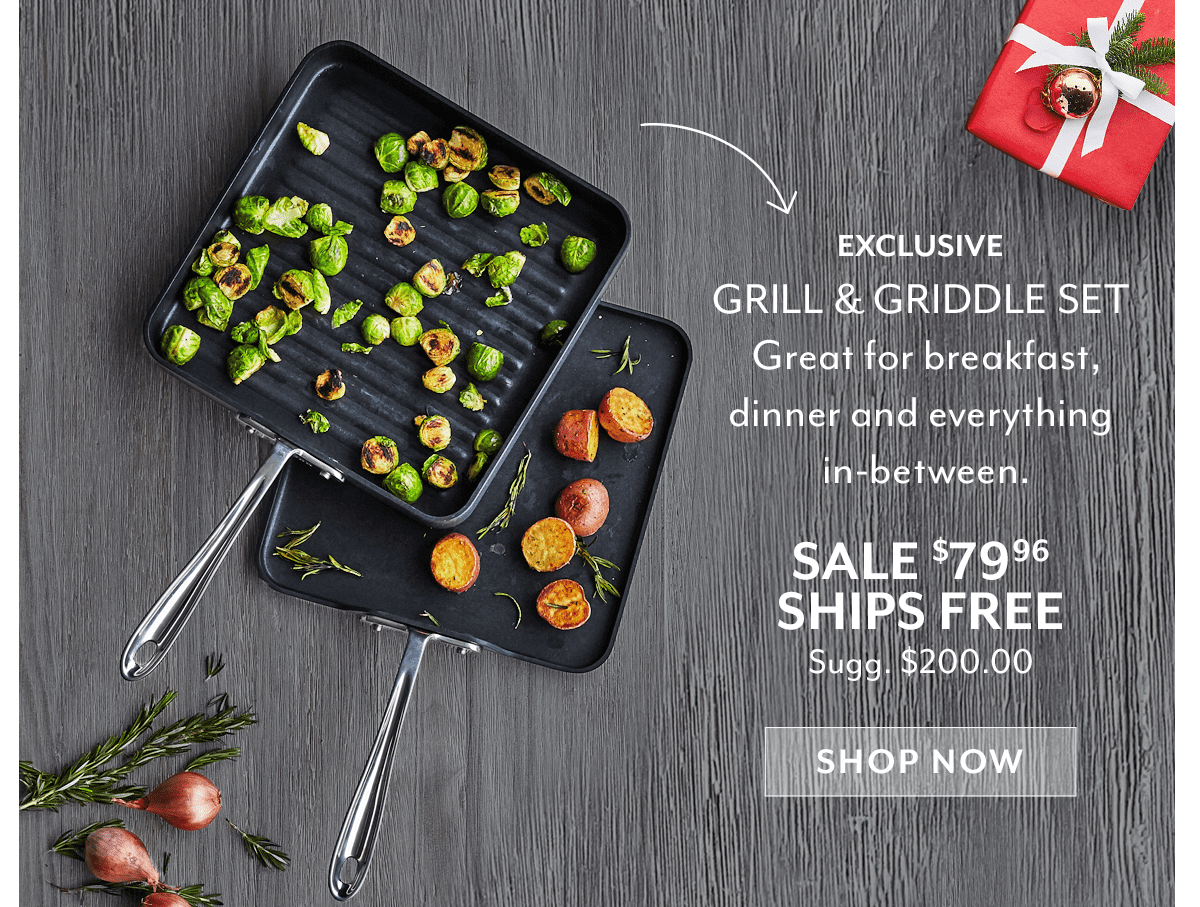 HA1 Nonstick Grill and Griddle