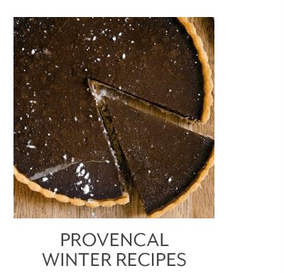 Provencal Winter Recipes