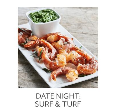 Date Night: Surf 'n Turf