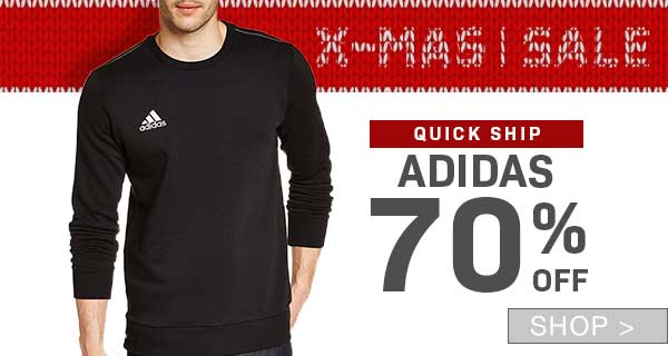 PRE -BOXING DAY SALE: ADIDAS