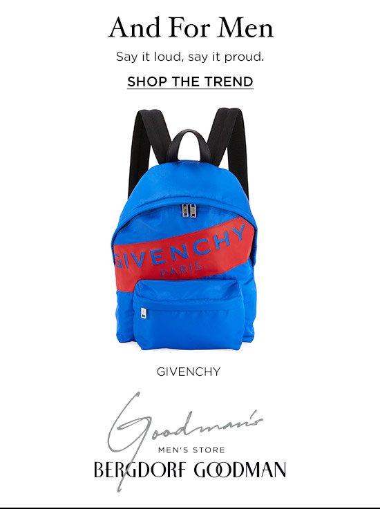 Shop the Trend: Mens