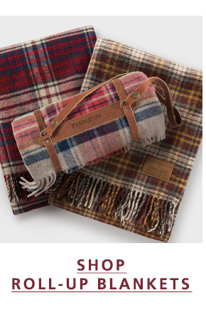 SHOP ROLL-UP BLANKETS