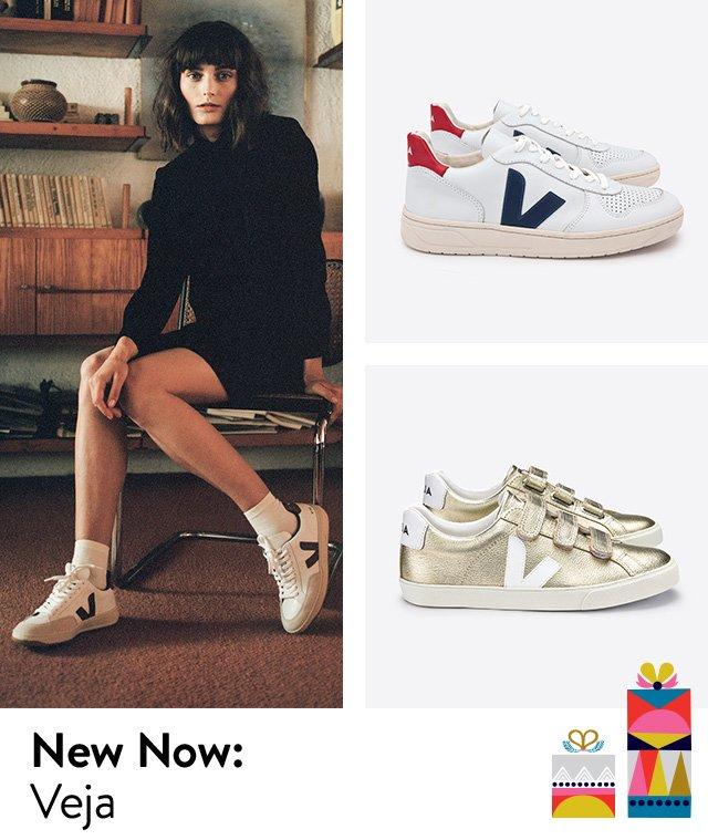 Nordstrom introduces shoe brand Veja.