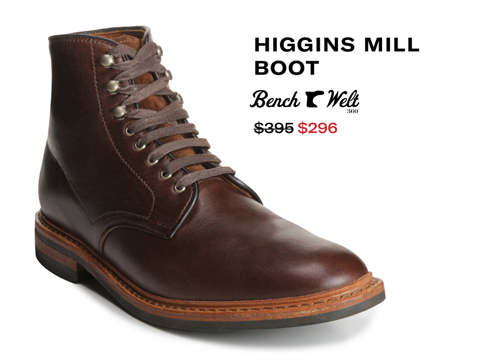 Shop Higgins Mill Boot