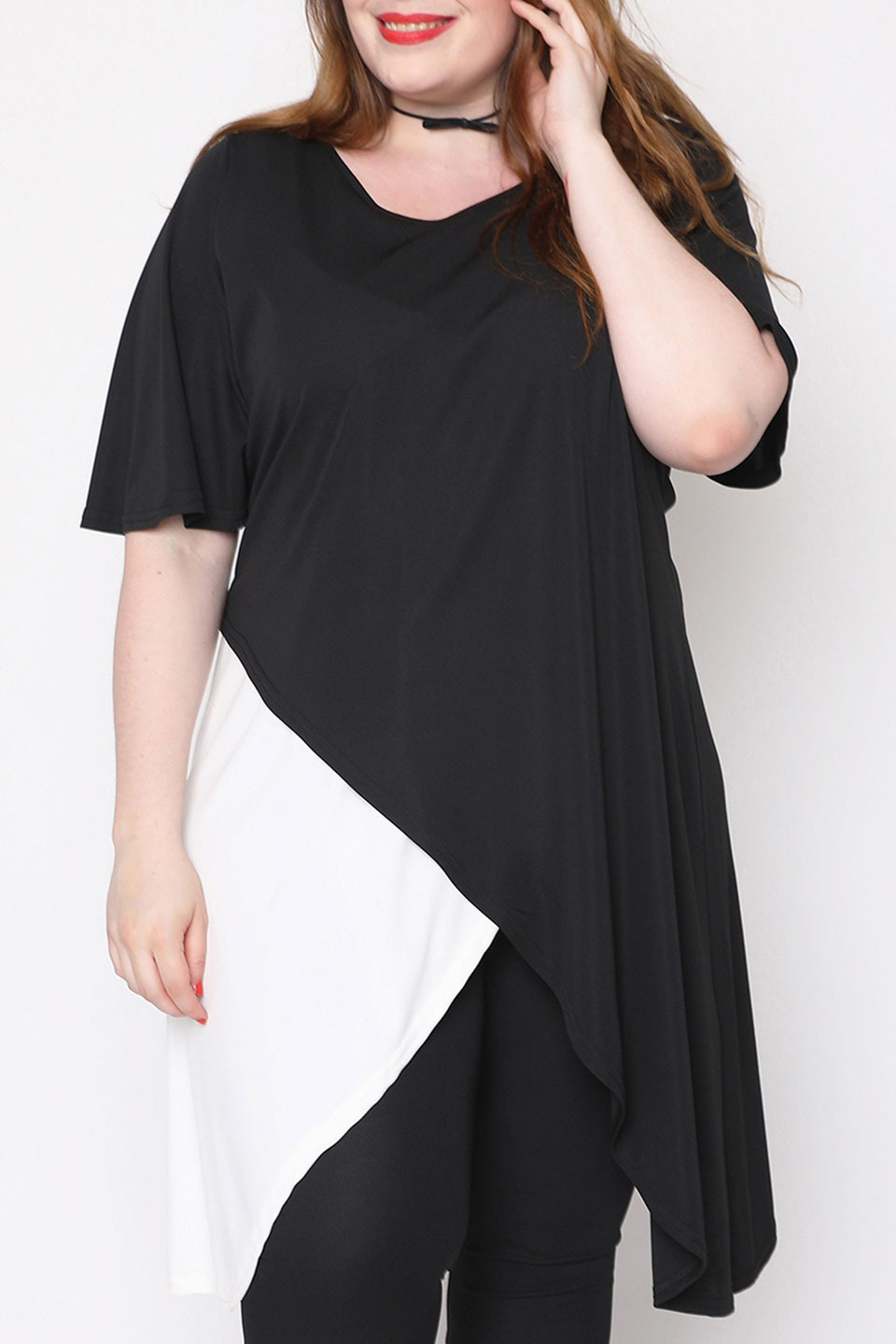 Majorque Tunic in Black