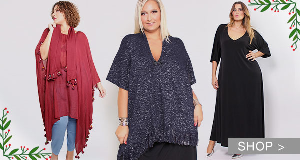 NEW : CURVY COLLECTION FOR HER