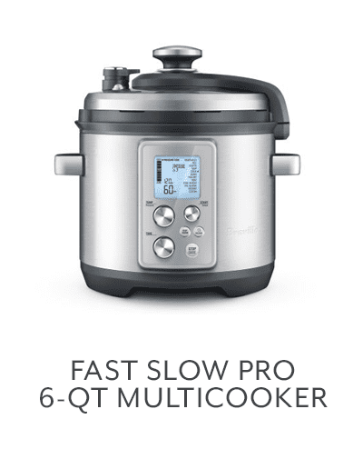 Fast Slow Pro 6-QT Multicooker