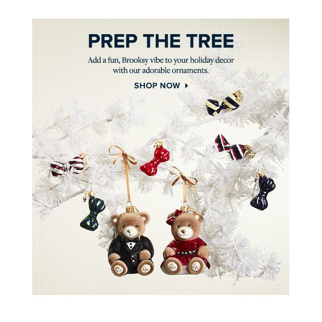 PREP THE TREE