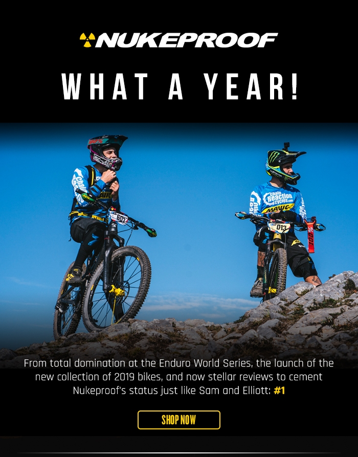 Nukeproof: What a year!