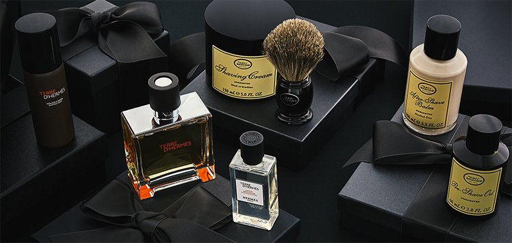 Fragrance & Grooming Sets