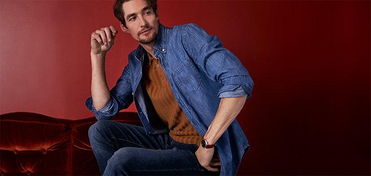 Up to 75% Off Denim Essentials