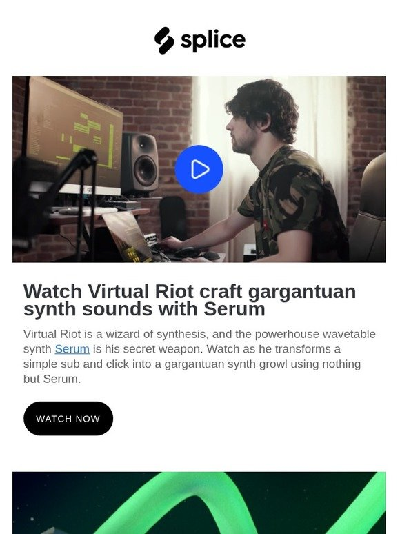 Splice: Craft earth-shattering synths with Virtual Riot | Milled