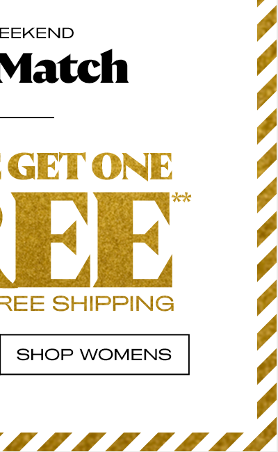 Mix & Match BOGO Free** Sitewide + Free Shipping - Shop Womens