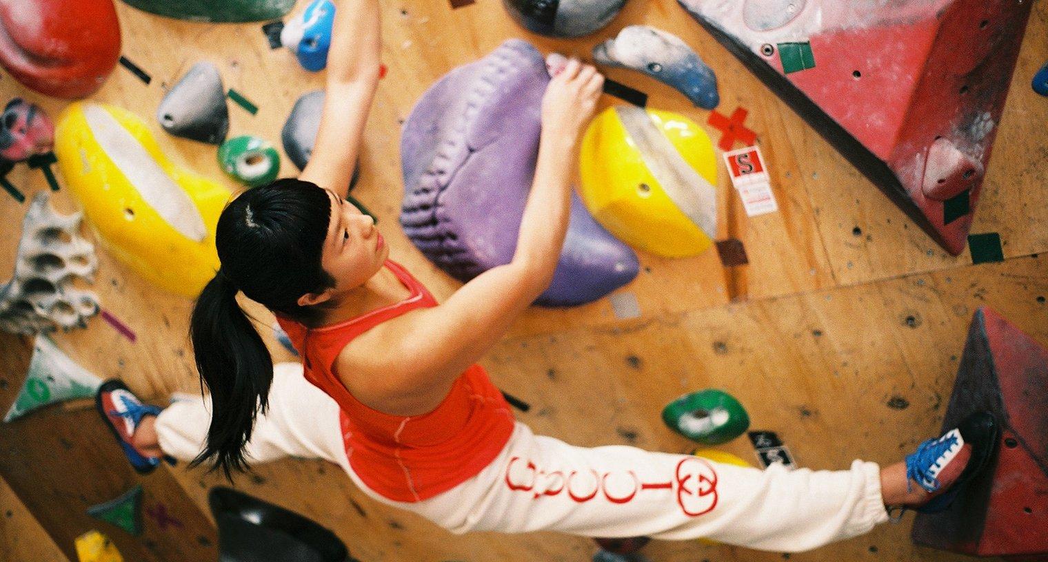 17-Year-Old Ashima Shiraishi is Our Favorite Rock Climbing Star