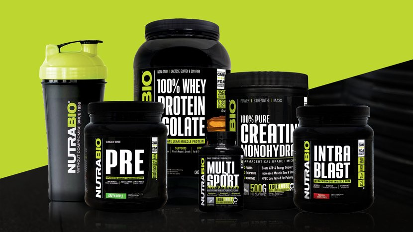 Bodybuilding uk: This Weekend Only - Take 15% Off ALL NutraBio Supps