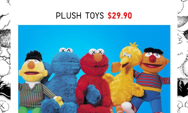 PLUS TOYS $24.90