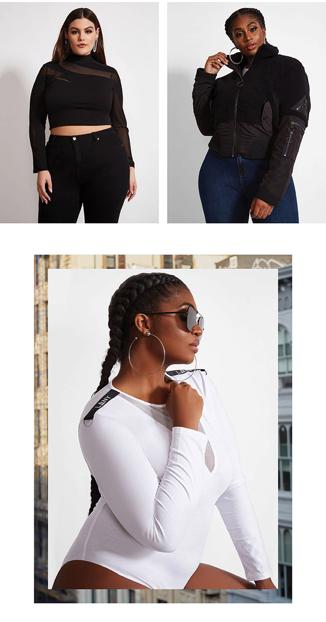 A new collection by LALA Anthony Just Dropped