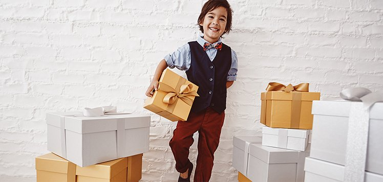Up to 60% Off for Boys