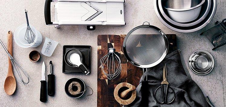 OXO, Cuisinart & Staub