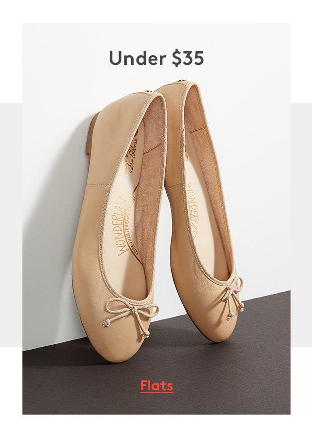 Under $35 | Flats