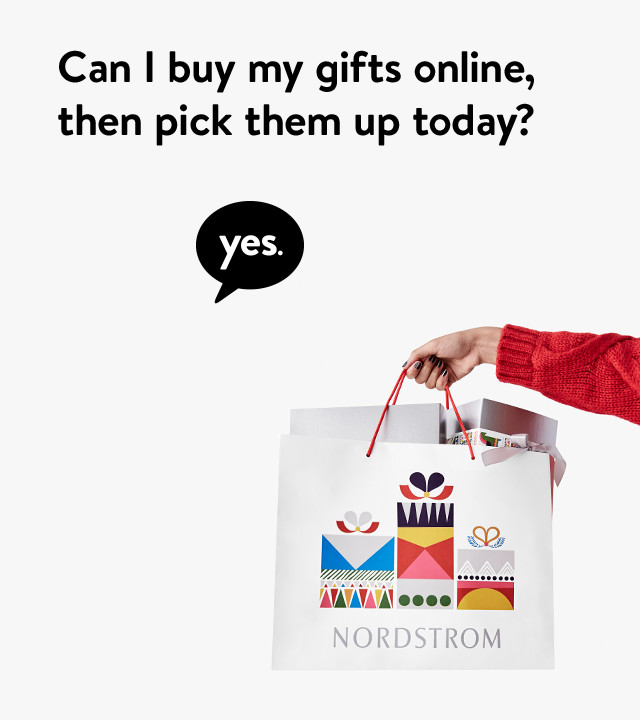 Can I buy my gifts online, then pick them up today? yes.