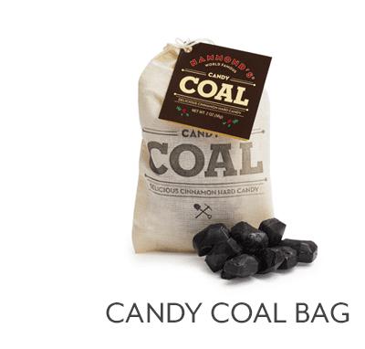Candy Coal Bag