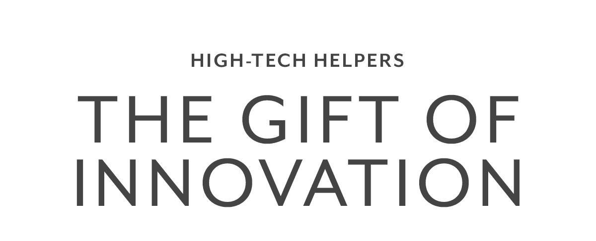 The Gift of Innovation