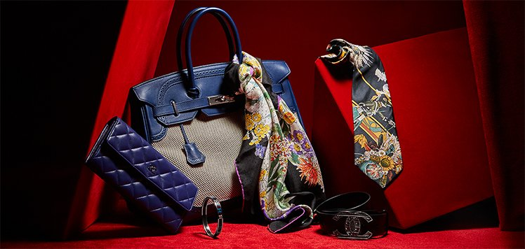 The Vintage Suite With Hermès