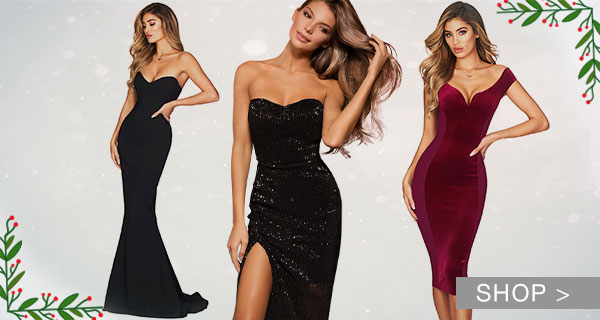 CLASSY DRESSES FOR ALL OCCASIONS