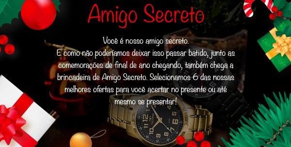13b55b938b4 Hora de Natal - O maior Natal de relógios do Brasil