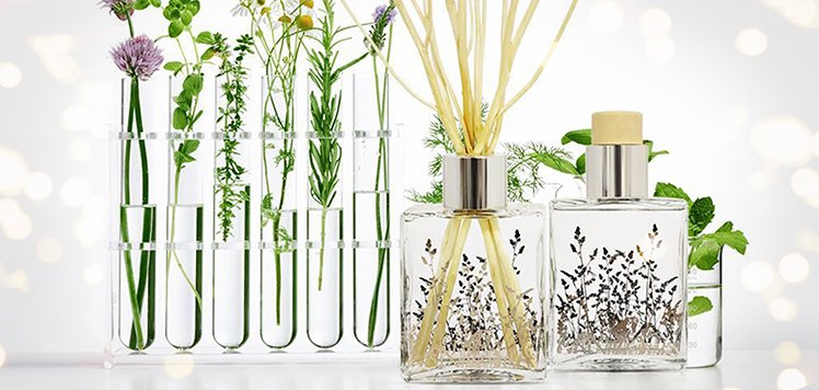 Premium Diffusers With Qualitas Candles