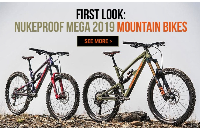 First look: Nukeproof Mega 2019 mountain bikes