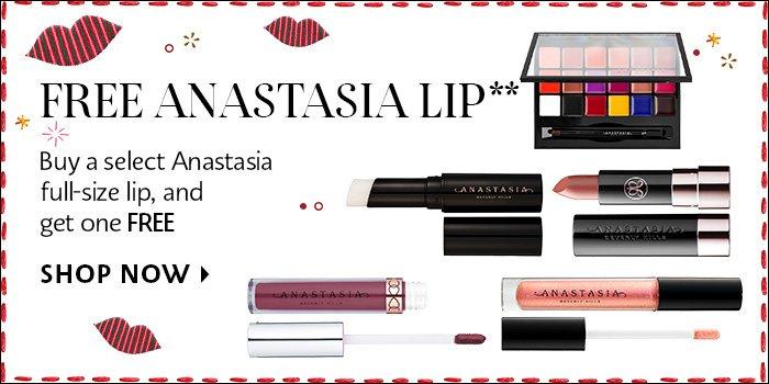 Free Anastasia Lip*