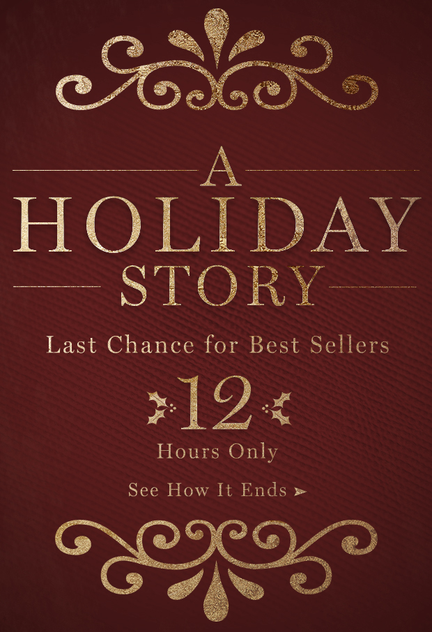 12-Hour Best Sellers are flying off the shelves.