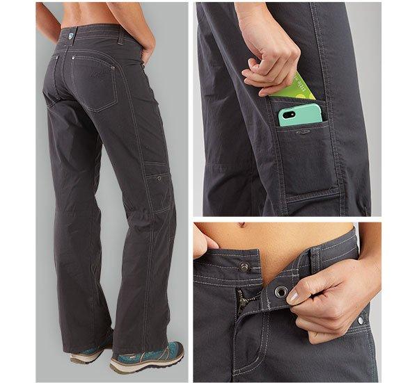 Shop Free Range Pants >