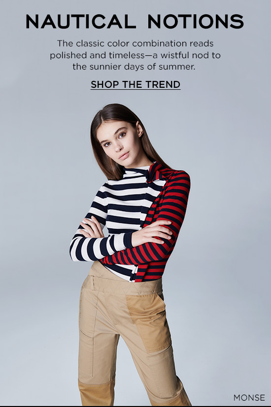Trend: Nautical Notions