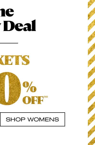 Jackets Up To 50% Off** - Shop Womens