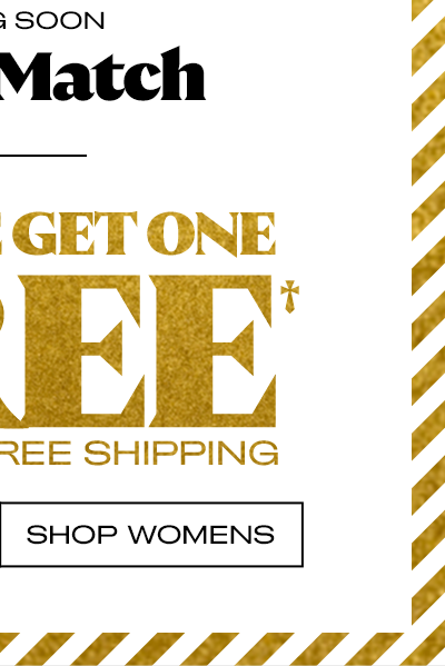 Mix & Match BOGO Free† Sitewide + Free Shipping - Shop Womens