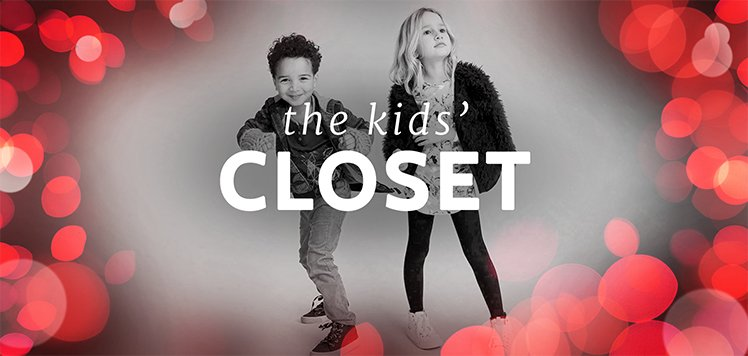 Up to 60% Off for Girls & Boys