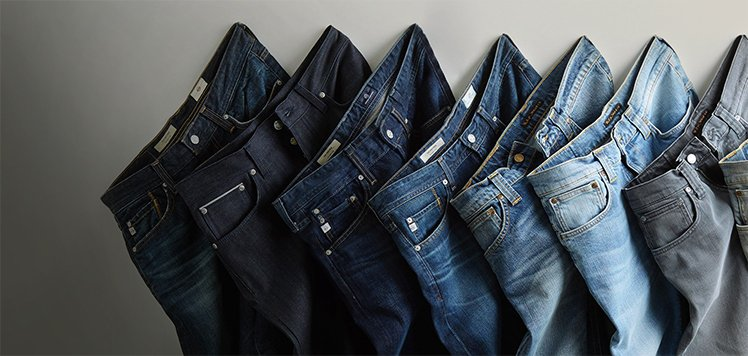 Must-Have Jeans for Men