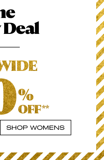 Sitewide 50% Off** - Shop Womens