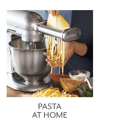 Pasta At Home