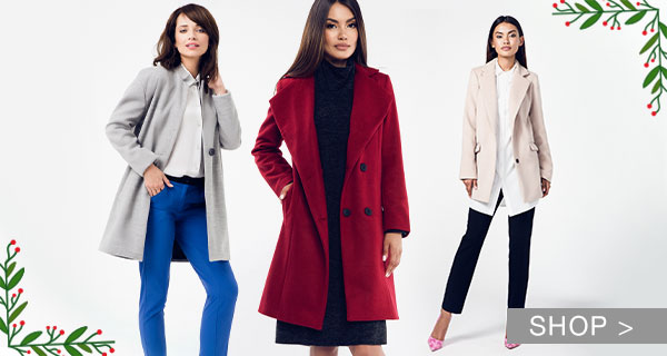 ALL ABOUT WINTER COATS