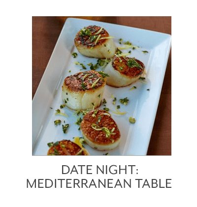 Date Night: Mediterranean Table