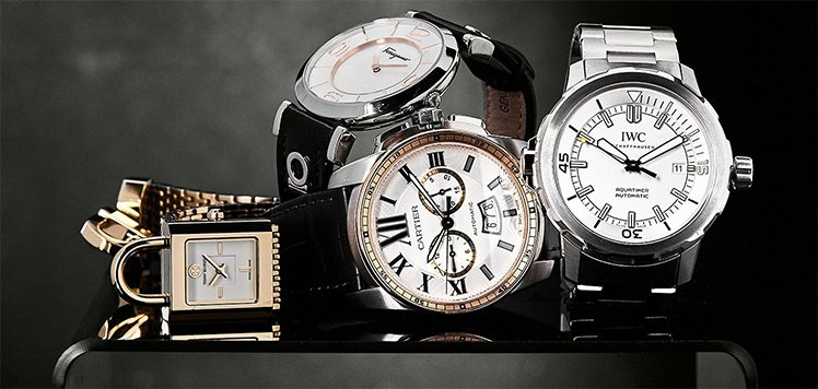 Luxe Watches for Men